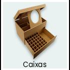 Madeiras - Caixas