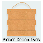 Madeiras - Placas Decorativas