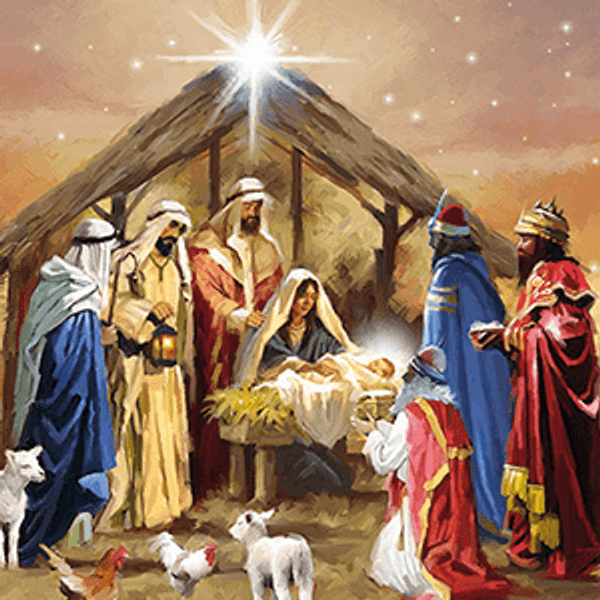 Guardanapo-Decoupage-Ambiente-Natal-Nativity-Collage-33310785-2-unidades