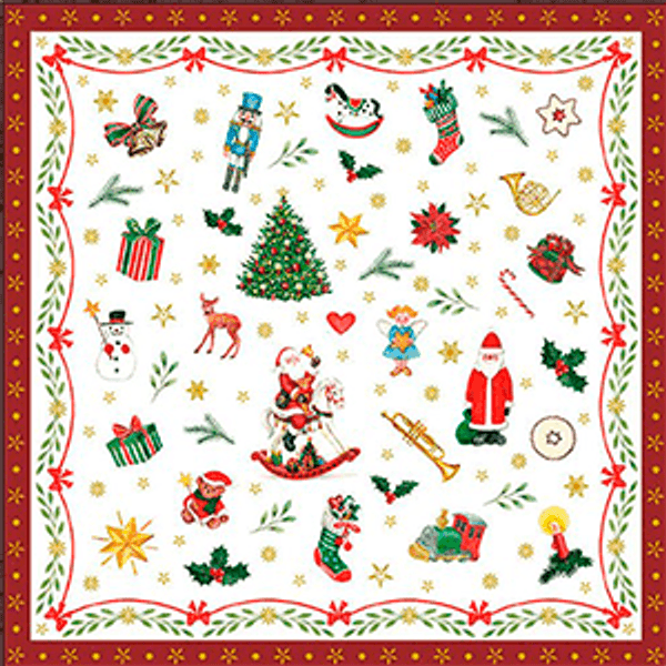 Guardanapo-Decoupage-Ambiente-Natal-Ornaments-All-Over-Red-33314765-2-unidades