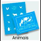 Stencil - Animais