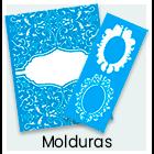 Stencil - Molduras