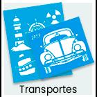 Stencil - Transportes