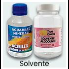 Tintas - Solvente