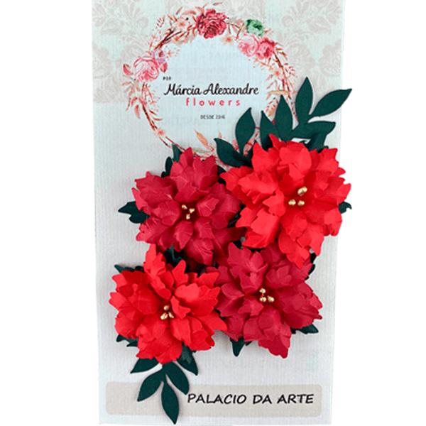 Flores-de-Papel-Artesanal-e-Perfumadas-Natal-Natalie-00028-02-Vermelha
