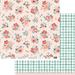 Papel-Scrapbook-My-Memories-Crafts-305x305-MMCMCL-005-My-Country-Life-Flores-e-Xadrez-Verde