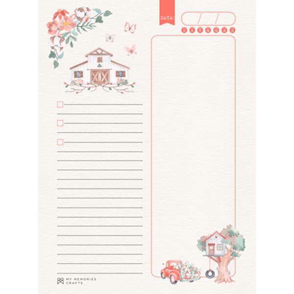 Bloco-ou-Caderno-de-Anotacoes-My-Memories-Crafts-15x21cm-A5-MMCMCL-008-My-Country-Life
