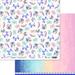 Papel-Scrapbook-My-Memories-Crafts-305x305-MMCMS-003-My-Star-Love-Song-90's