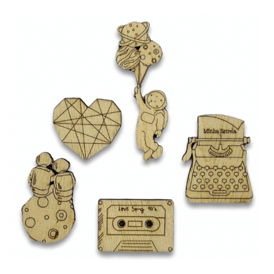 Kit-Aplique-de-Madeira-Adesivadas-My-Memories-Crafts-10x13cm-MMCMS-010-My-Star-Astronautas