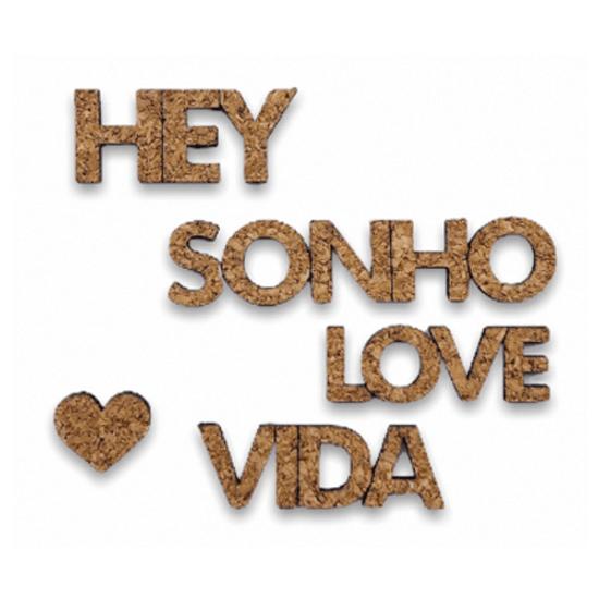 Kit-Corticas-Adesivadas-My-Memories-Crafts-10x13cm-MMCMS-011-My-Star-Hey-Sonho-Love-Vida
