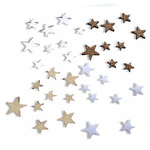 Kit-Apliques-Adesivados-My-Memories-Crafts--MMCMS-009-Estrelas-com-36-unidades