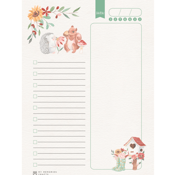 Bloco-ou-Caderno-de-Anotacoes-My-Memories-Crafts-15x21cm-A5-MMCMG-008-My-Garden