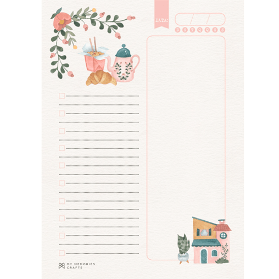 Bloco-ou-Caderno-de-Anotacoes-My-Memories-Crafts-15x21cm-A5-MMCMHO-008-My-Home