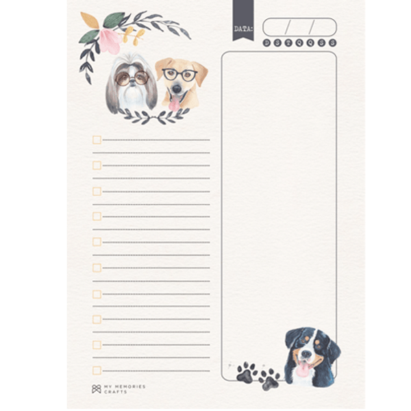 Bloco-ou-Caderno-de-Anotacoes-My-Memories-Crafts-15x21cm-A5-MMCMP-008-My-Dog