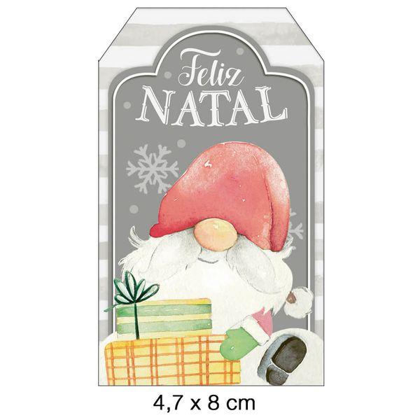 Aplique-Papel-Decoupage-em-MDF-Litoarte-Natal-Litoarte-APMN8-160-8x65cm-Tag-Feliz-Natal