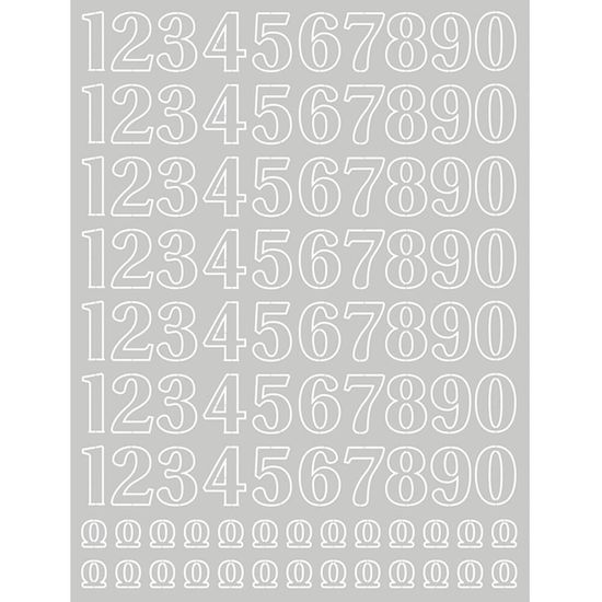 Papel-Laminado-Litoarte-Prata-LFDL2-004-16x21cm-Numeros-Prata