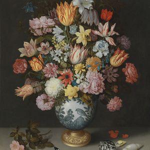 Guardanapo-Decoupage-Ambiente-Bosschaert-Floral-13309595-2-unidades