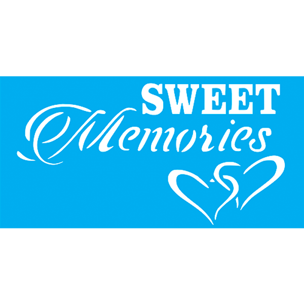 Stencil-Litocart-15x30cm-LSBCG-032-Sweet-Memories