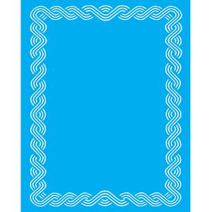 Stencil-Litocart-25x20cm-LSG-170-Moldura-Retangular-Corda