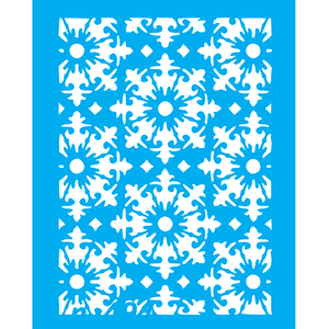 Stencil-Litocart-25x20cm-LSG-171-Estampa-Azulejo