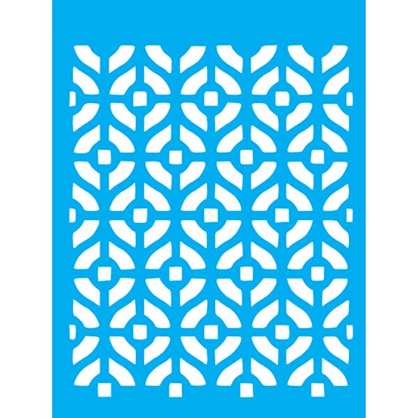 Stencil-Litocart-20x15cm-LSM-246-Estampa-Ladrilhos