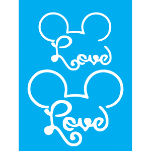 Stencil-Litocart-20x15cm-LSM-268-Love-Ratinho