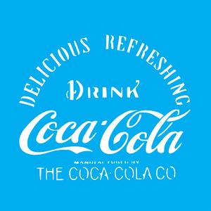 Stencil-Litocart-20x20cm-LSQ-218-Coca-Cola