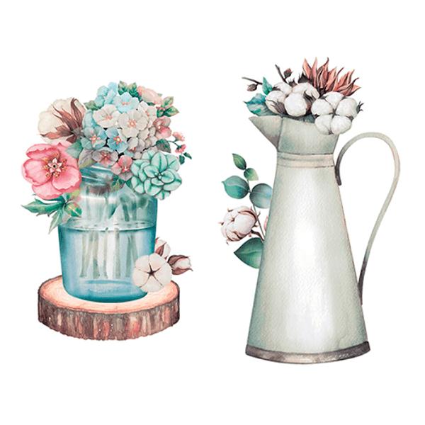Aplique-Papel-Decoupage-em-Mdf-Litoarte-4cm-APM4-437-Vasos-de-Flor