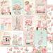 Papel-Scrapbook-Litoarte-305x305cm-SD-1178-Tags-Femininas-e-Rosas