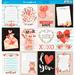 Papel-Scrapbook-Litoarte-305x305cm-SD-1186-Tags-Amor