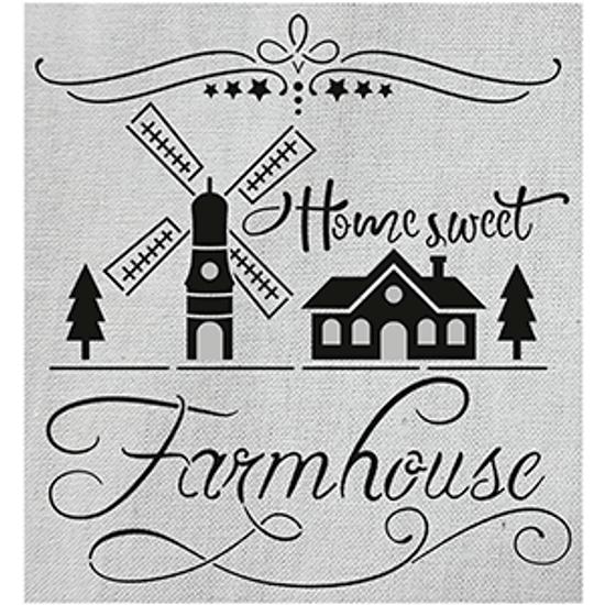 Stencil-Litoarte-20x25cm-STR-192-Fazenda-Farmhouse