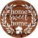 Stencil-Litoarte-17x21cm-STXX-198-Home-Sweet-Home
