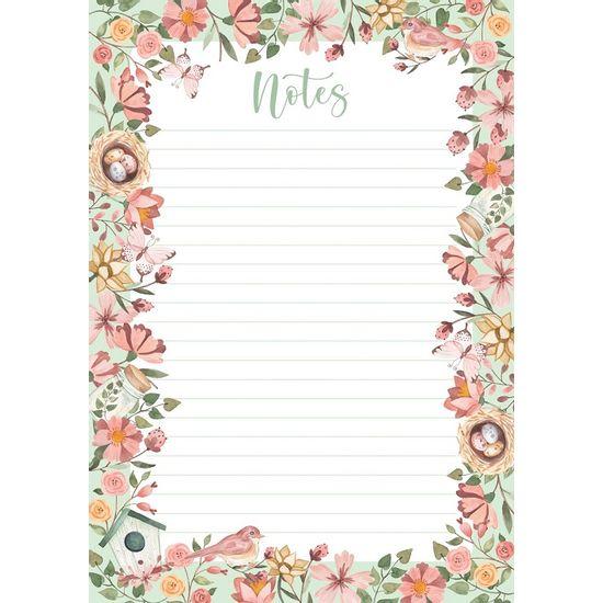 Bloco-de-Notas-My-Memories-Crafts-15x21cm-A5-MMCMB2-013-My-Blessing