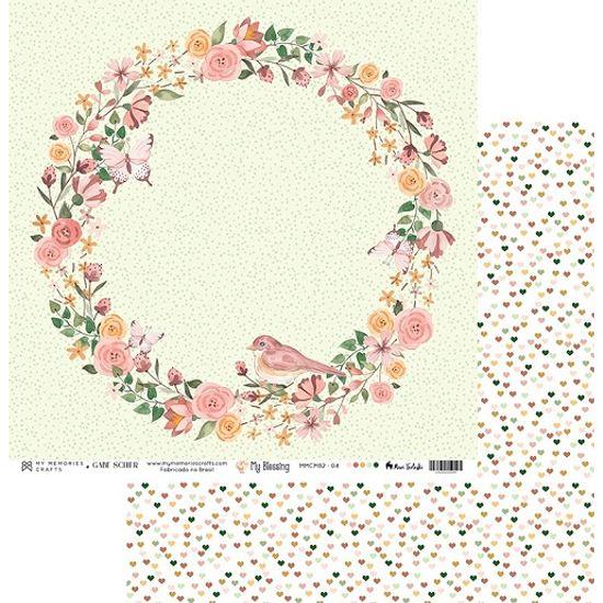 Papel-Scrapbook-My-Memories-Crafts-305x305-MMCMB2-004-Guirlanda-e-Coracoes