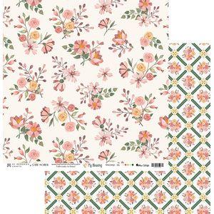 Papel-Scrapbook-My-Memories-Crafts-305x305-MMCMB2-006-Ramos-de-Flores