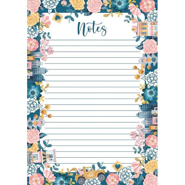Bloco-de-Notas-My-Memories-Crafts-15x21cm-A5-MMCMCT-014-My-City