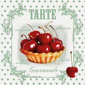 Guardanapo-Decoupage-Ambiente-Red-Cherries-13314180-2-unidades