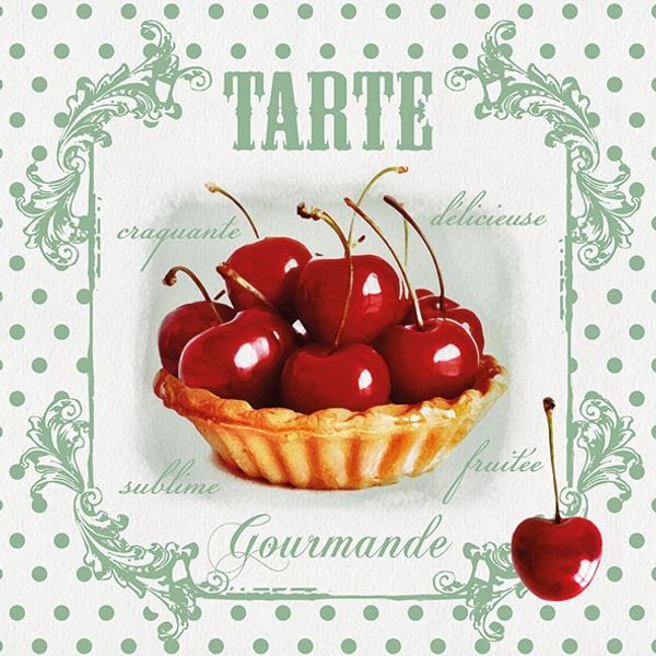 Guardanapo-Decoupage-Ambiente-Red-Cherries-13314180-2-unidades