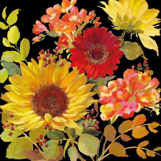 Guardanapo-Decoupage-Ambiente-Sunny-Flowers-Blak-13315021-2-unidades