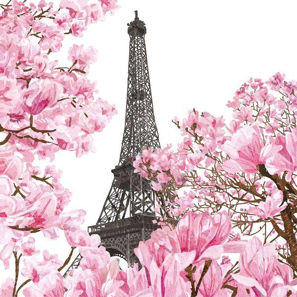 Guardanapo-Decoupage-Ambiente-1333948-April-In-Paris-Napkin-2-unidades