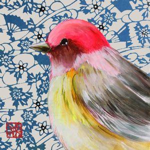Guardanapo-Decoupage-Ambiente-1333189-Jolie-Oiseau-2-unidades