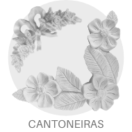 Resina - Cantoneiras