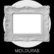 Resina - Molduras