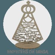 Madeiras - Enfeites de Mesa