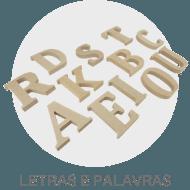 Madeiras - Letras e Palavras