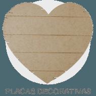 Madeiras - Placas Decorativas