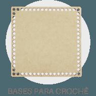 Madeiras - Bases para Croche