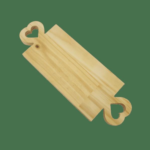 Tabua-Decorativa-em-Madeira-Pinus-Palacio-da-Arte-34x12x18cm-Retangular-2-Alcas-Coracao