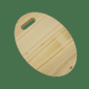 Tabua-Decorativa-em-Madeira-Pinus-Palacio-da-Arte-28x195x18cm-Oval-Lisa-com-Alca