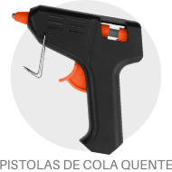 Ferramentas - Pistola Cola Quente